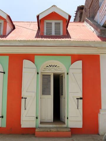 Modern Colonial Loft in CAP HAITIEN