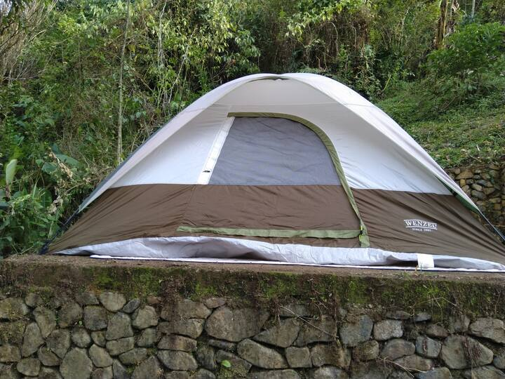Camping Paquemas Pance Cali Colombia