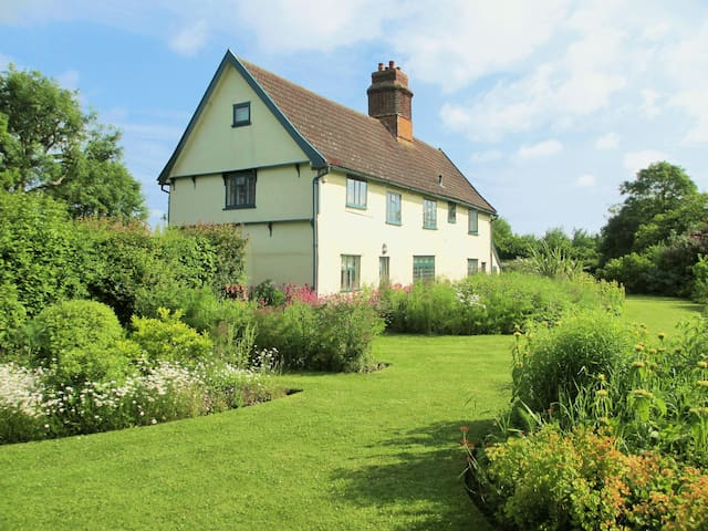Thurstons, Idyllic retreat with gardens - Suffolk - Szoba reggelivel