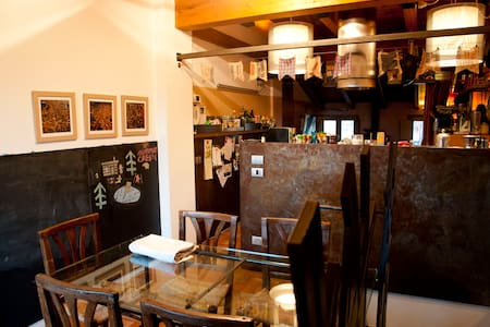 Elegant city center loft - Bergamo