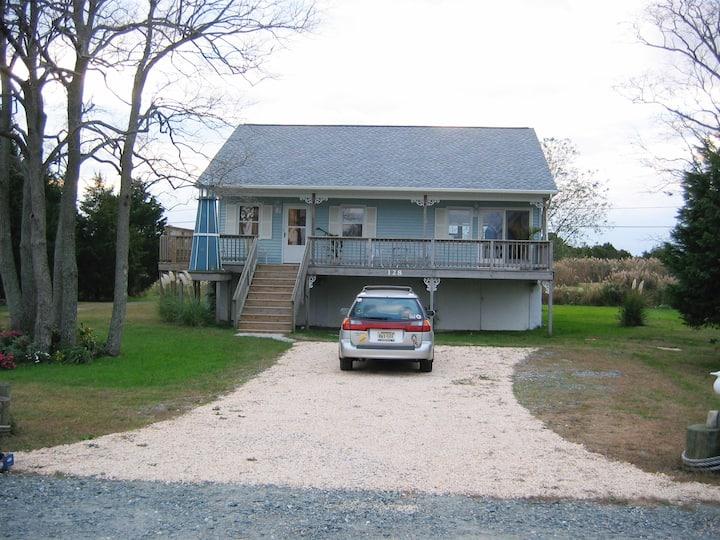 Cottage on Delightful Delaware Bay