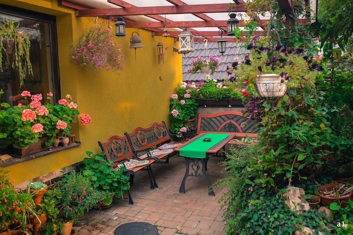 Útulný domácí samostatný apartmán  - Beroun - Casa