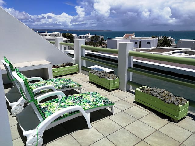 Paradise Beach Langebaan Flamingo Apartment