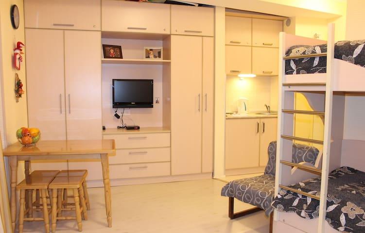 """Laki Apartment in Gudauri """"Penta Invest"""" - Gudauri - Daire"""