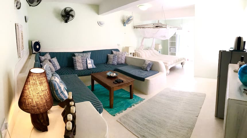 Sand Bank Room with Veranda