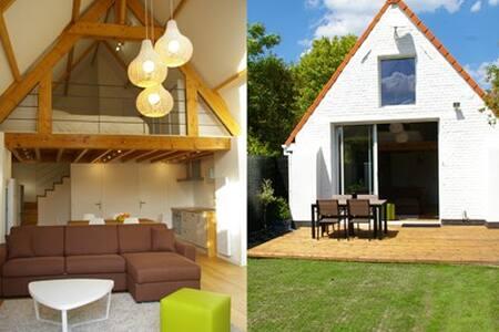 Le gite de la bergerie (loft) - Armbouts-Cappel - House