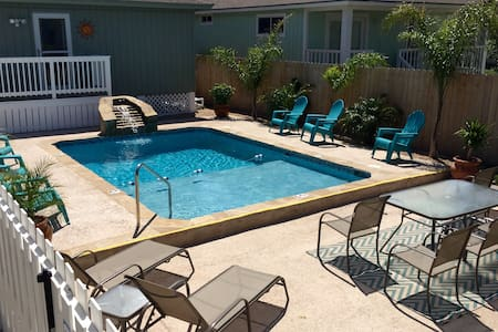 """""""Pool Cottage"""" - Port Aransas - บ้าน"""