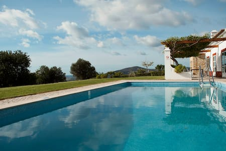 Countryside villa near the sea - Estoi