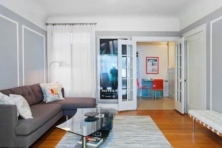 Pristine Pied-a-Terre; Hot Hood! - San Francisco - Apartment