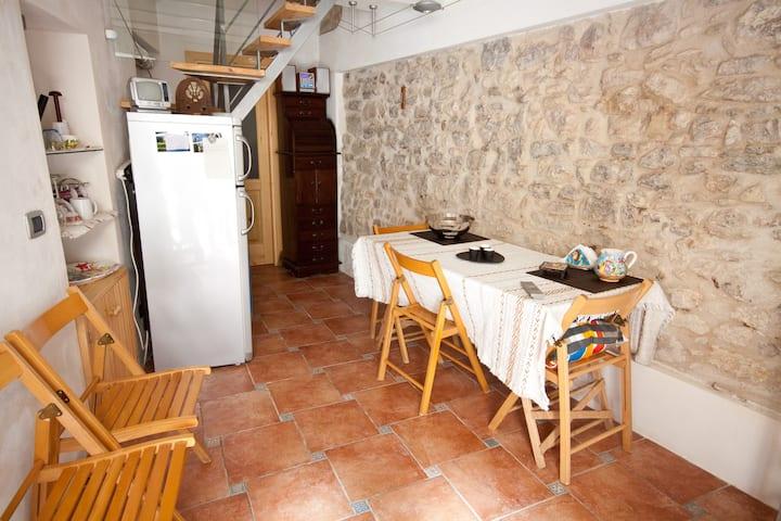 Erice-Trapani lovely house