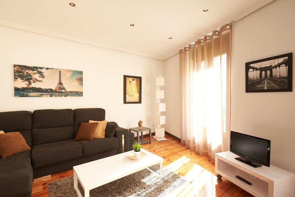 Apartamento estafeta san fermin apartamentos en alquiler for Pisos en san fermin madrid