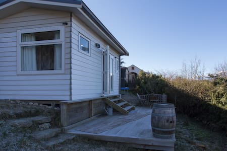 Private Cabin with ensuite - Queenstown - Stuga