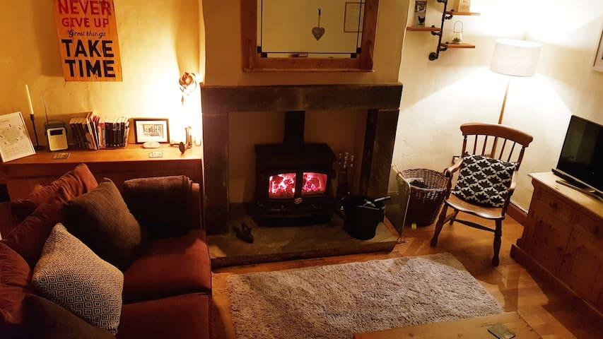 Folly Cottage, Haworth