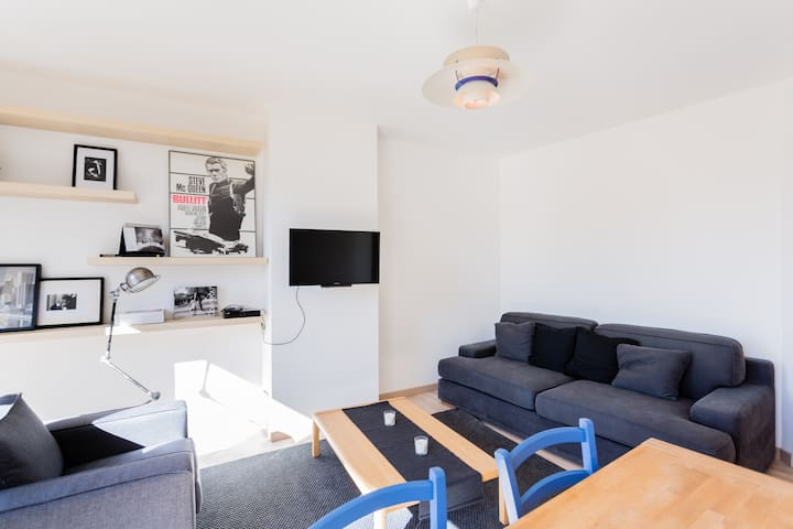 Centre Aix avec parking - Aix-en-Provence - Appartement