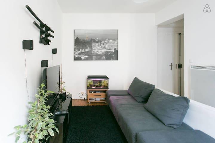 Superb private room - Paris - Apartment