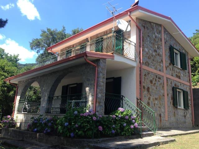 INCANTEVOLE VILLA COSTA DEL CILENTO - Ispani - Villa