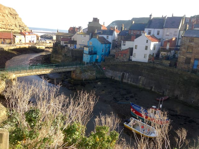Fantastic seaside house with views - Staithes