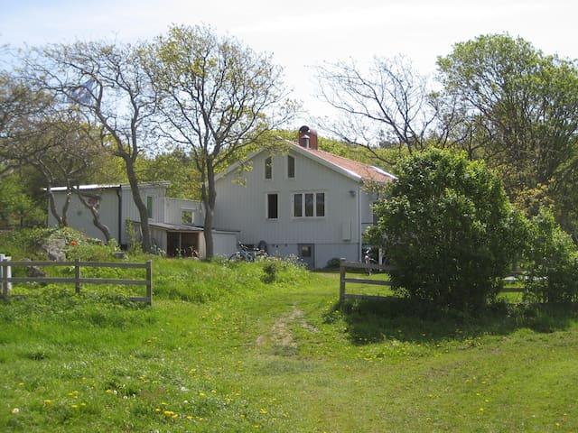 Marstrand - Klöverön  incl Boat  - Marstrand - House