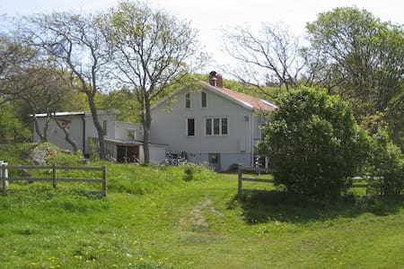 Marstrand - Klöverön  incl Boat  - Marstrand - Hus