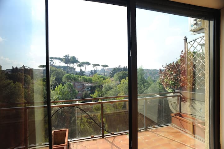 Superb Flat in a quiet area of Rome