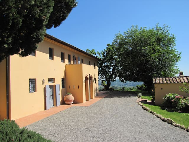 I Cipressi, Tuscan charmimg home - Castell'anselmo - Apartment