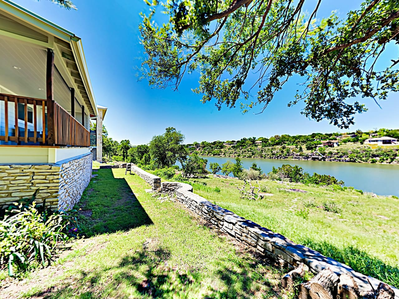 Welcome to Marble Falls! Your rental is professionally managed by TurnKey Vacation Rentals.