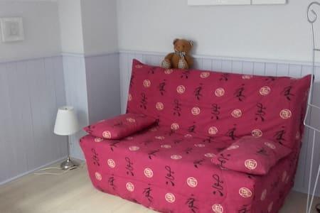 Jolie chambre claire et confortable - Publier