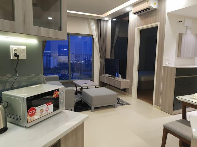 MODERN O&T APARTMENT - 2 BEDROOM - T5 MASTERI