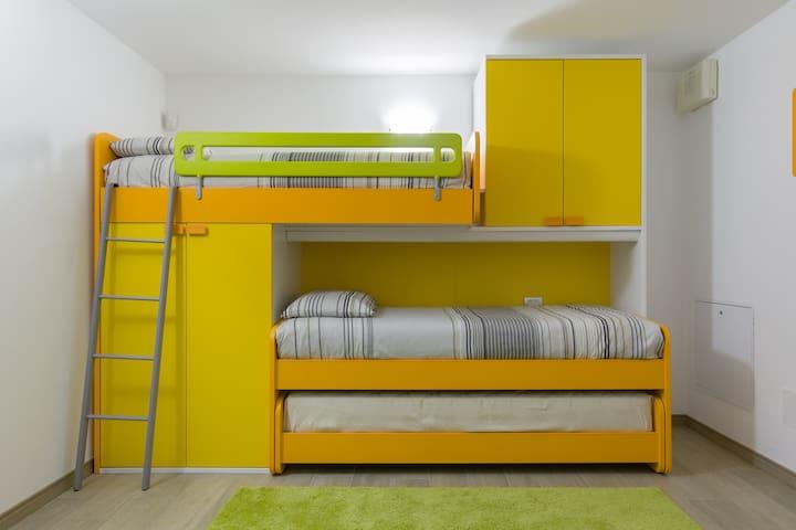 Kids bed-room #3