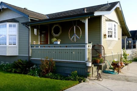 Beautiful Cottage in Pescadero - Pescadero - Ev