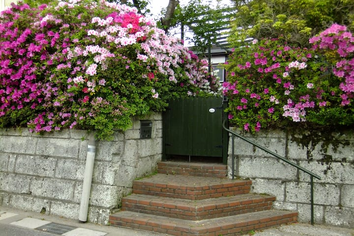 Azalea House on Mt.Hiei, Kyoto