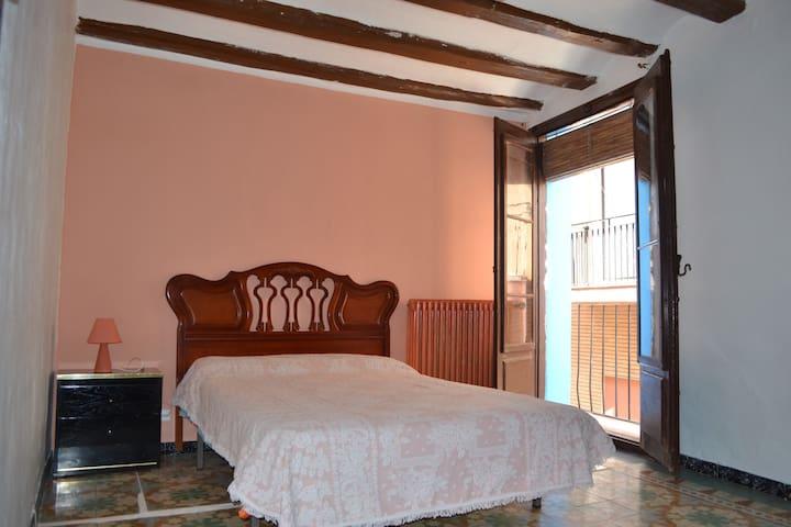 Habitaciones en Casa centenaria,  centro historico - Tarazona - Ev