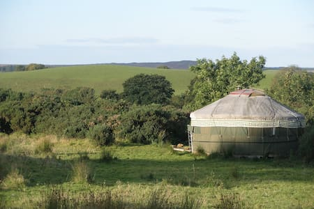 Beautiful and tranquil yurt  - Kirkcowan - Yurt