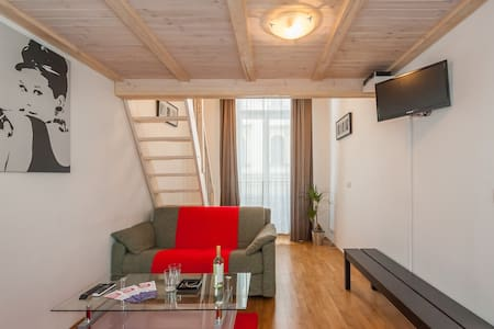 pragueforyou ❤ H1 ❤ Cosy apt in the city center! - Praga
