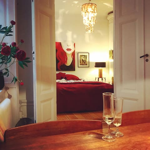 Wonderful apartment in Stockholm, Old Town