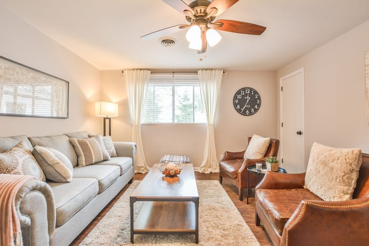 Bright & Updated! | A+ Location, Walk Everywhere!