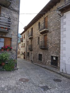 2 bedroom apartment in Hecho, Spanish Pyrenees