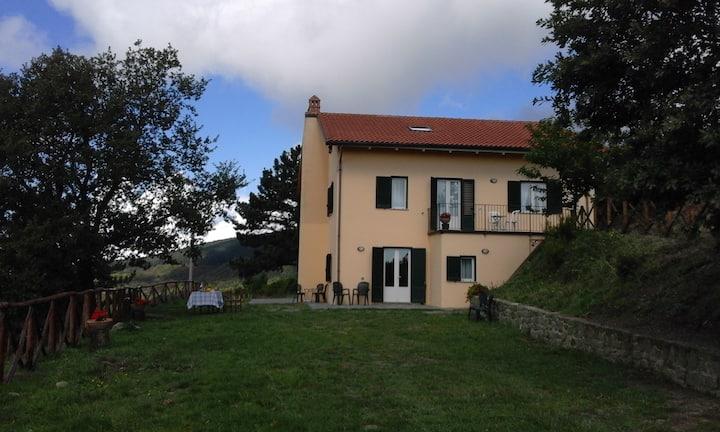 La Casa Gialla Belvedere Cortona