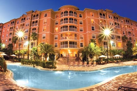 Mystic Dunes Resort 1BR No Fees - Kissimmee