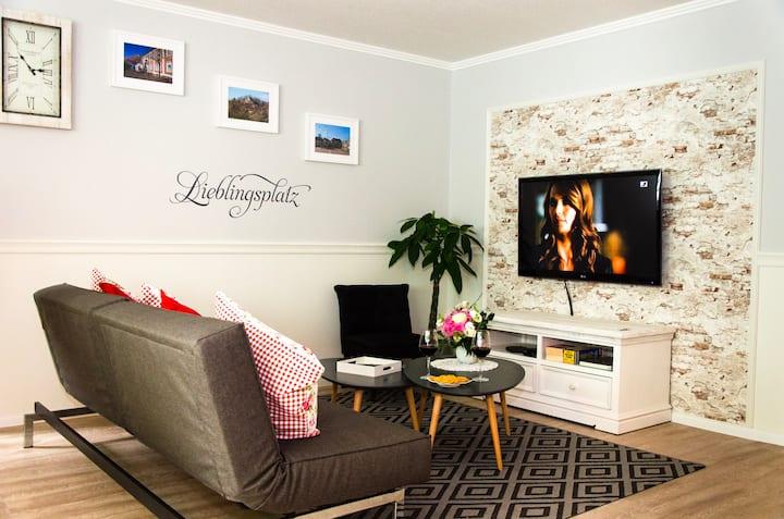 Lieblingsplatz, 2 Zimmer Wohnung