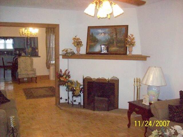 Private Room #4 Philadelphia  - Filadélfia - Casa