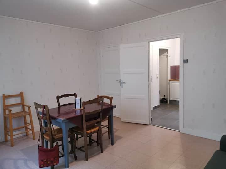 appartement très bien situé