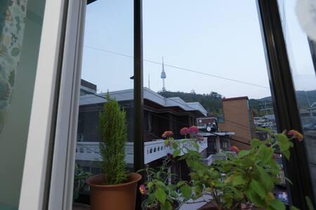 Lovely RALA HAVEN in HBC / Mt. Namsan-view For 1 - Yongsan-gu - Lainnya