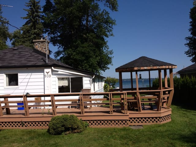 Lakefront Cabin 1 hour from Toronto - Innisfil