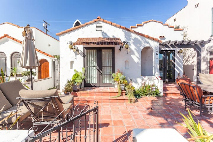 Charming Belmont Shore Casita  - Long Beach - Huoneisto