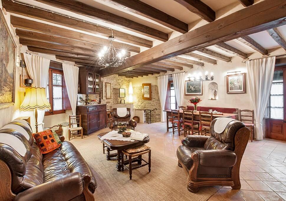 Hist rica casa rural en costa brava norte maisons - Casa rural cadaques ...