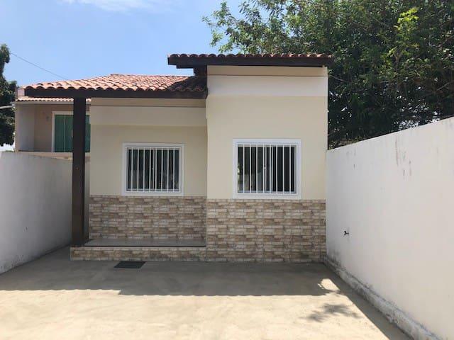 Casa 2 quartos na grande Fortaleza (BR116-Km19)