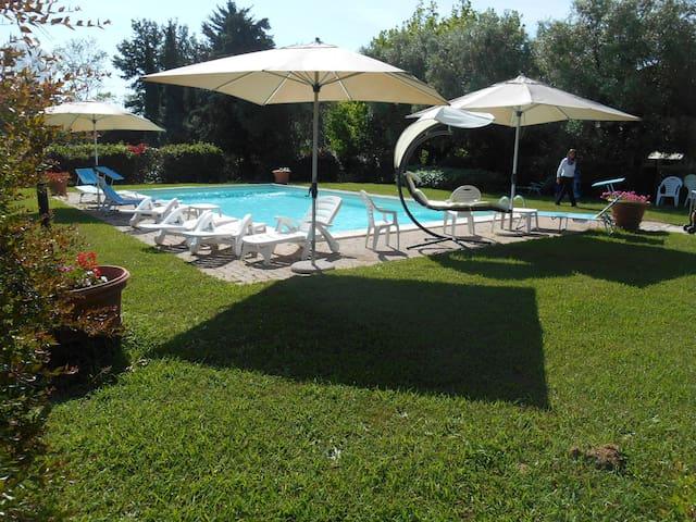 Bilocale 4 posti letto (Olivo) - Fauglia - Appartement