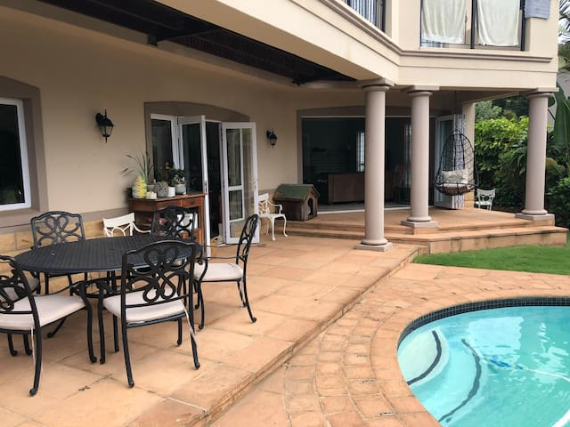 Luxury Villa in UMhlanga Rocks with private pool