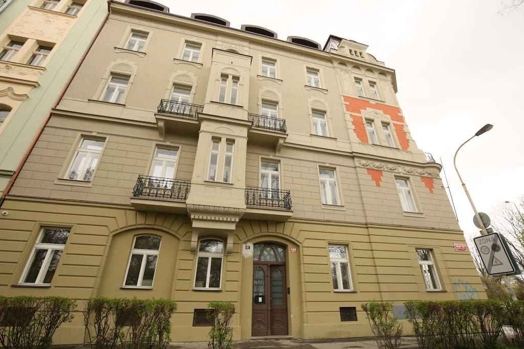 Residence Building